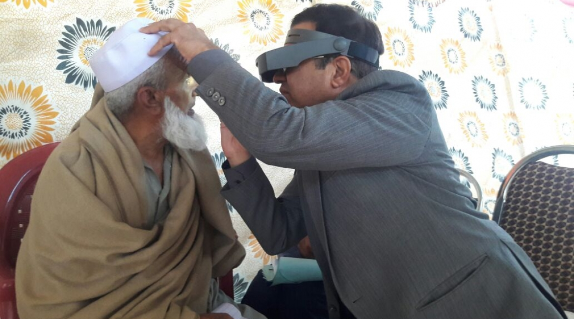 Free Eye Camp - District Swabi, KPK - April 2019